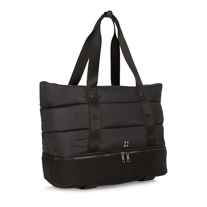 Best Gym Bags - Sweaty Betty Luxe Gym Bag