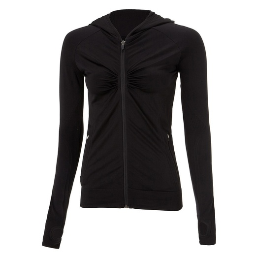 Best Workout Jackets - Sweaty Betty Seamless Competition Workout Jacket