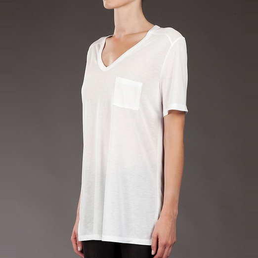 Best Tees - Alexander Wang T by Alexander Wang Classic T with Pocket