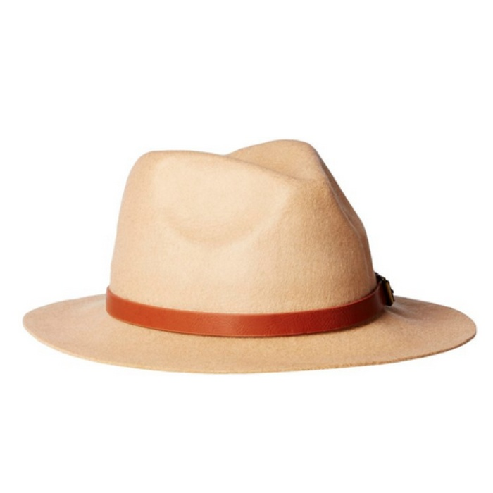 Best Seasonal Hats - T+C by Theodora & Callum Wool Panama Hat
