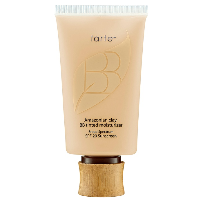 Best Oil-Free Tinted Moisturizers - Tarte Amazonian Clay BB Tinted Moisturizer Broad Spectrum SPF 20 Sunscreen