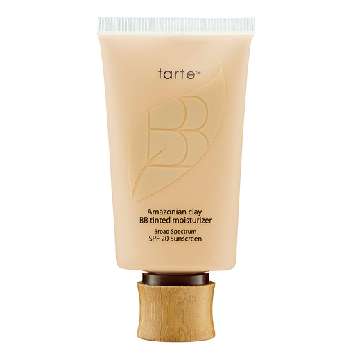 Best Tinted Moisturizers - Tarte Amazonian Clay BB Tinted Moisturizer Broad Spectrum SPF 20 Sunscreen