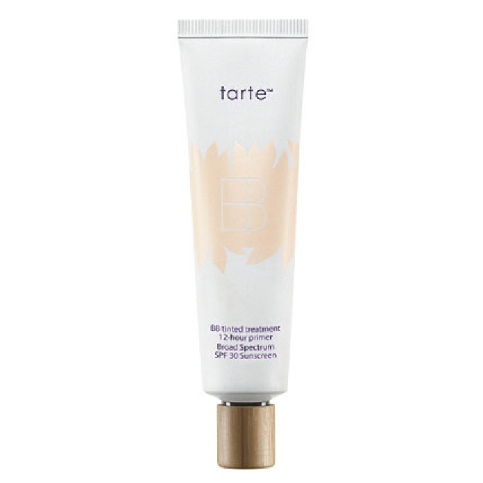 Best Oil-Free Foundations For Summer - Tarte BB Tinted Treatment 12-Hour Primer Broad Spectrum SPF 30 Sunscreen