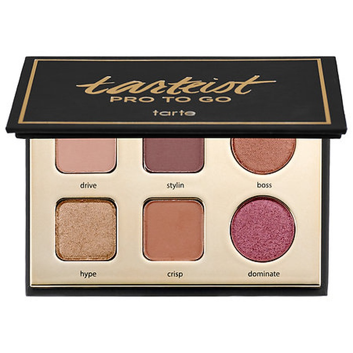 Best Travel Beauty Kits - Tarte Tarteist Pro To Go Amazonian Clay Palette