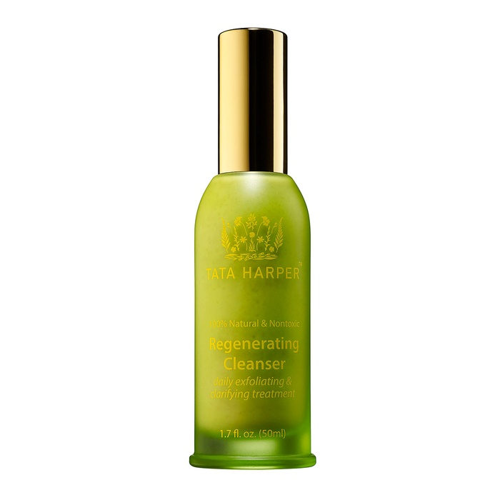 Best Daily Exfoliating Cleansers - Tata Harper Regenerating Cleanser