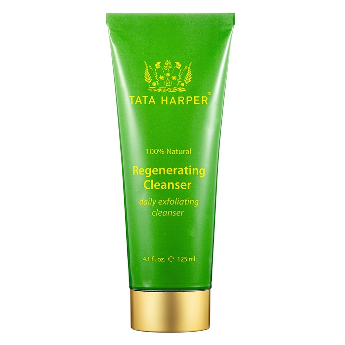 Best Natural Face Cleansers - Tata Harper Regenerating Cleanser