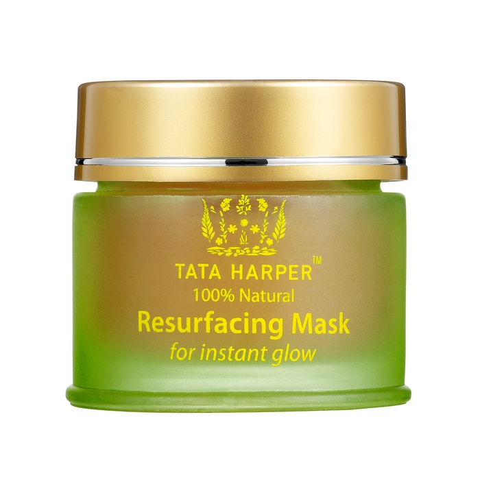 Best Natural Face Masks - Tata Harper Resurfacing Mask
