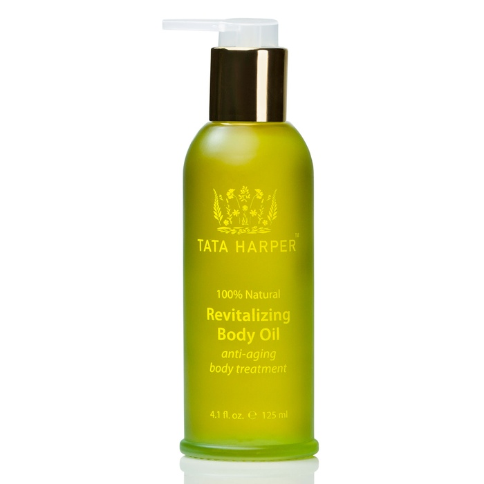 Best Body Oils for Winter - Tata Harper Revitalizing Body Oil