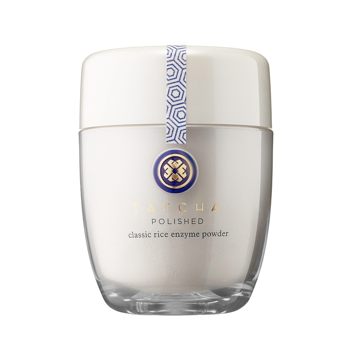 Best Daily Exfoliating Cleansers - Tatcha Polished Rice Enzyme Powder