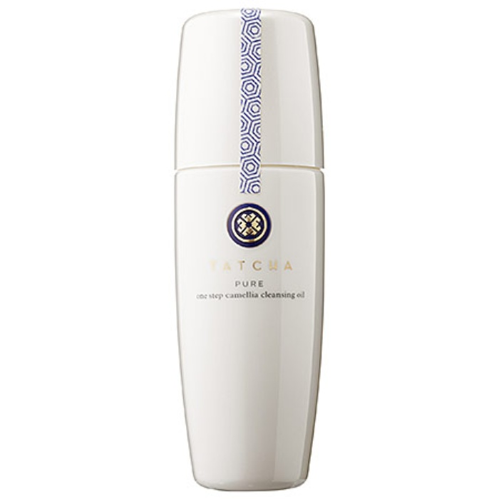 Best Facial Cleansing Oils - Tatcha Pure One Step Camellia Cleansing Oil