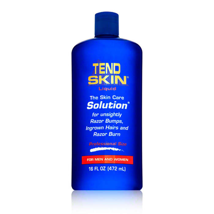 Best Ingrown Hair Treatments - Tend Skin Liquid