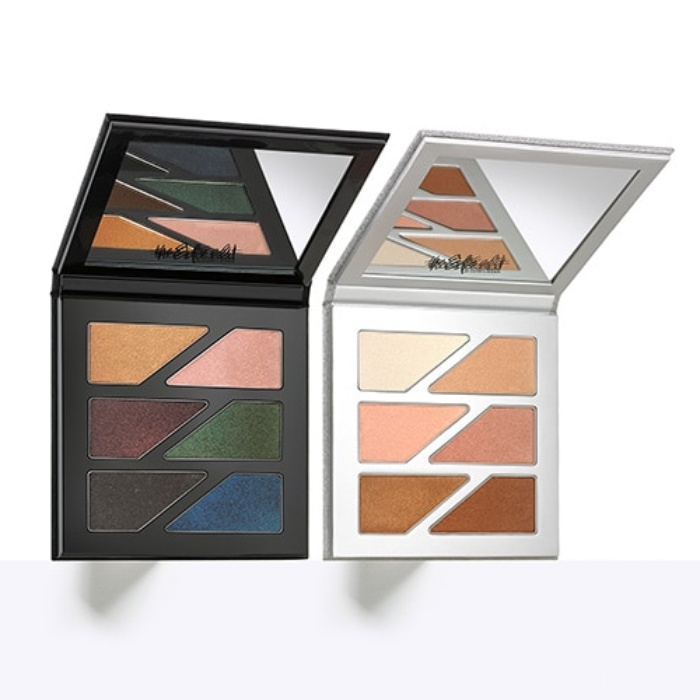 Best Glam Makeup Palettes - The Estée Edit Gritty & Glow Magnetic Eye and Face Palettes