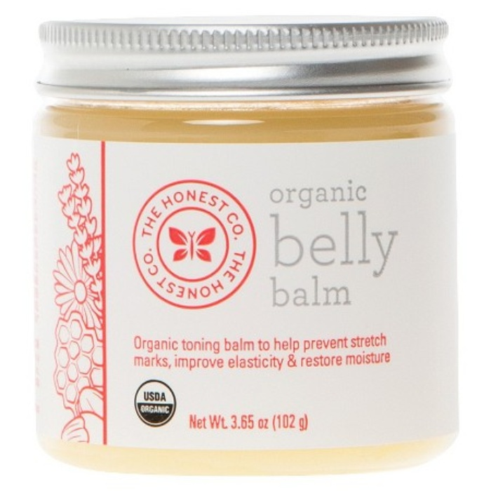 Best Stretch Mark Prevention Creams and Oils - The Honest Company Organic Belly Balm