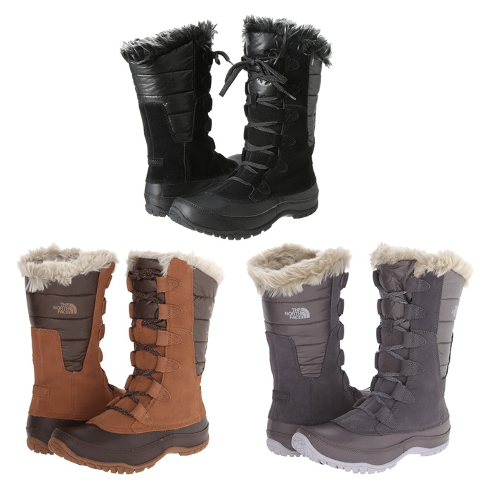 Best Snow Boots to Gift - The North Face Nuptse Purna Boots