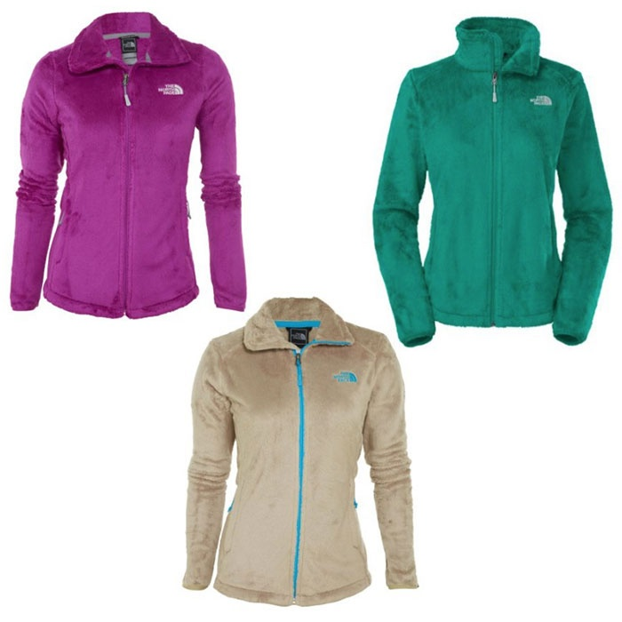 Best Fleeces & Vests on Amazon - The North Face Osito Jacket
