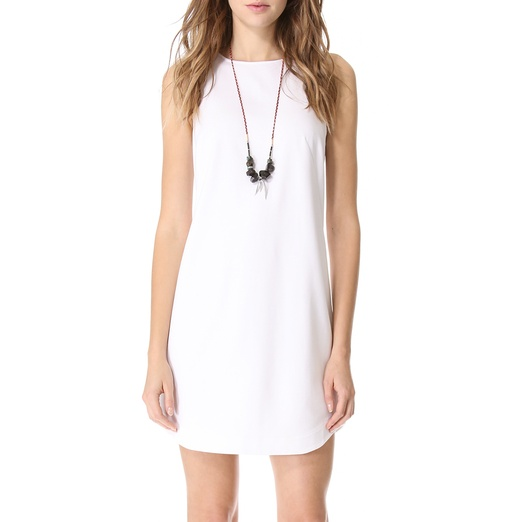 Best White Dresses - Tibi Ponte Dress