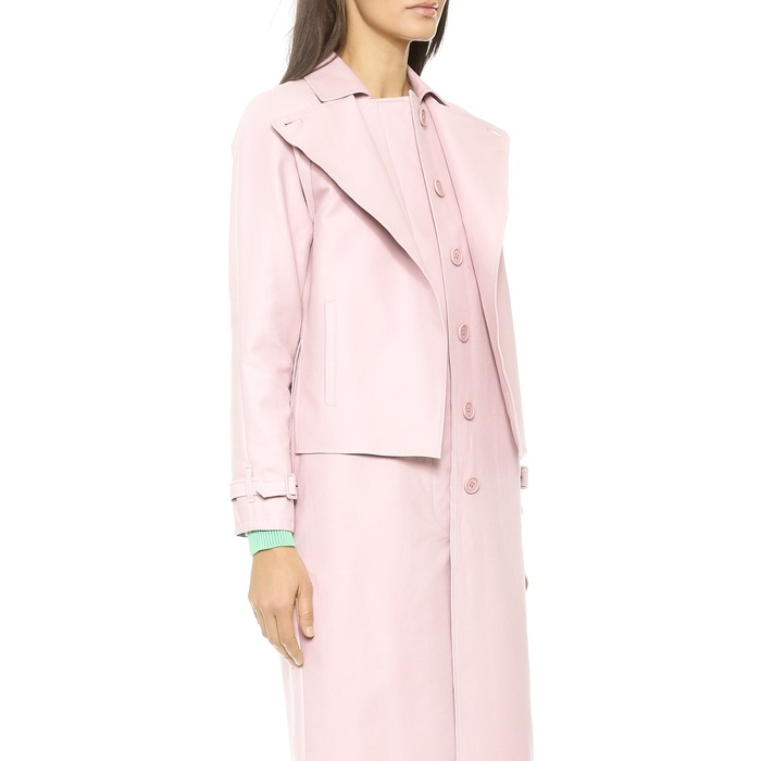Best Spring Jackets - Tibi Trench Coat
