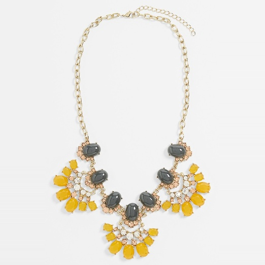 Best Statement Necklaces - Tildon 'Vintage Floral' Statement Necklace