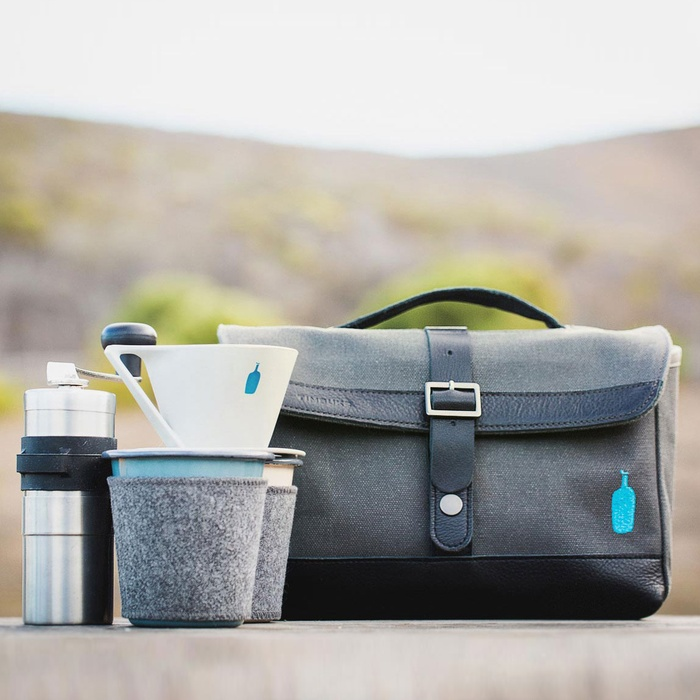 Best For the Frequent Flyer - Timbuk2 x Blue Bottle Travel Kit