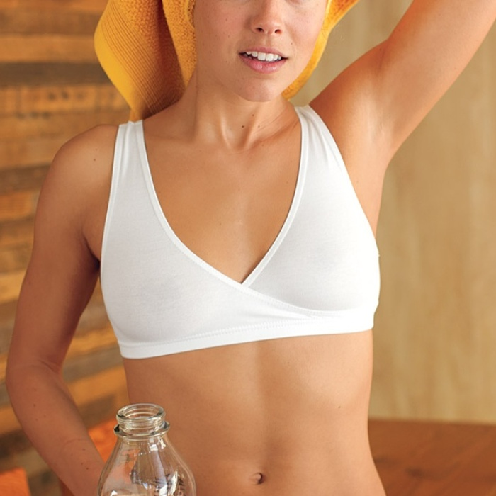 Best Low Impact Sports Bras - Title Nine Cotton Not-A-Bomber