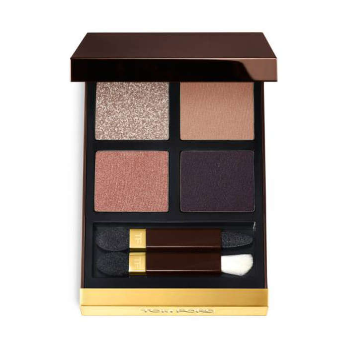 Best Eyeshadows for Your Eye Color - Tom Ford Eyeshadow Quad in Disco Dust