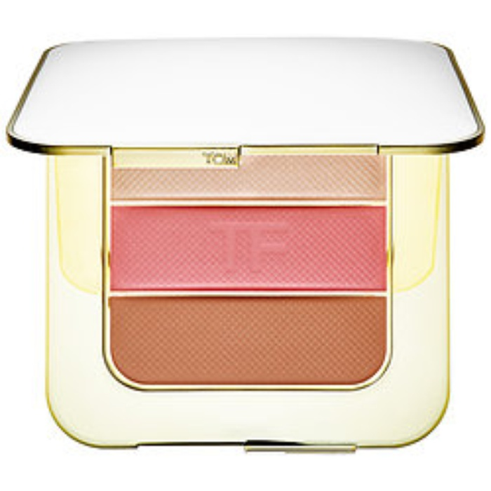 Best Bronzer, Blush, and Highlighter Palettes - Tom Ford Soleil Contouring Compact