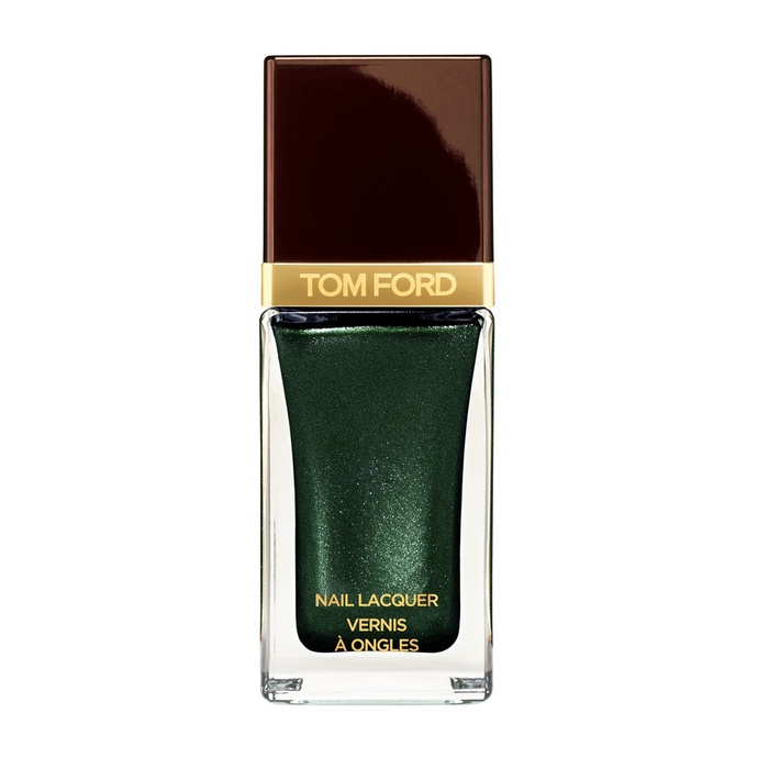Best Summer 2015 Nail Trends - Tom Ford Spring 2015 Nail Lacquer in Black Jade