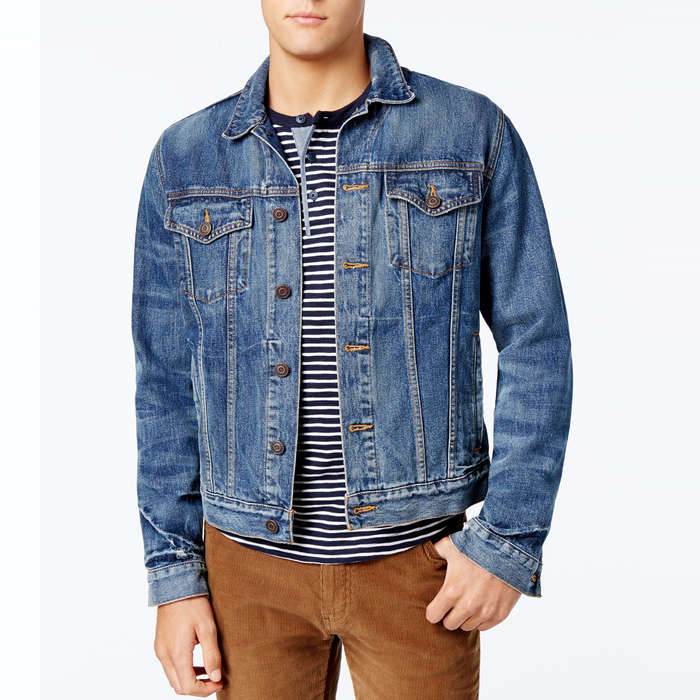 10 Best Men S Denim Jackets Rank Style