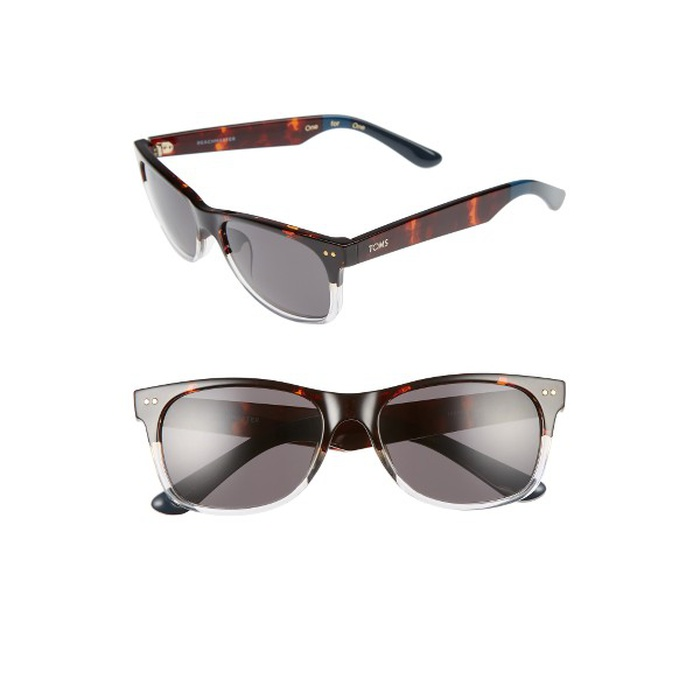 Best Father's Day Gifts Under $100 - Toms Beachmaster 51mm Sunglasses