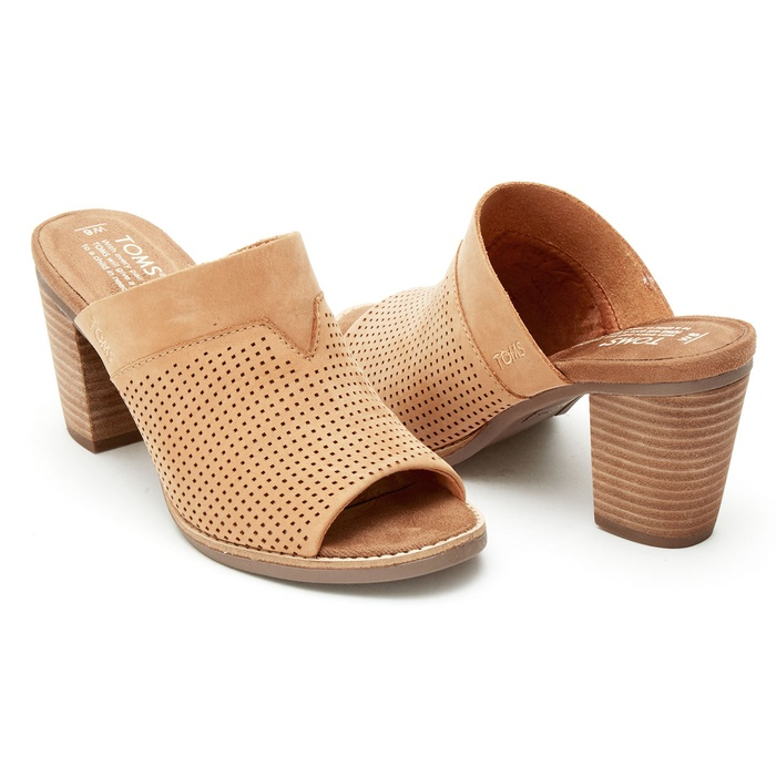 Best Mules for Summer - Toms Majorca Peforated Mule