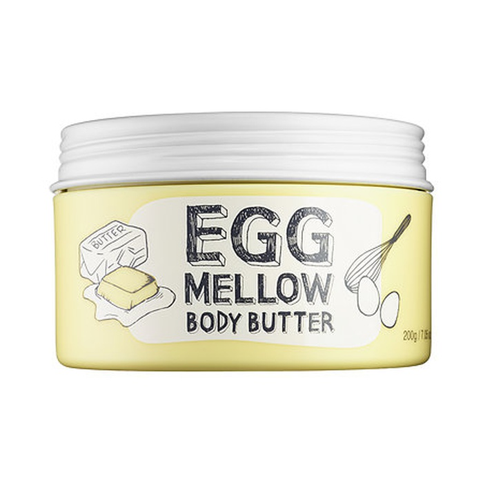 Best Indie Beauty Brands - Too Cool For School Egg Mellow Body Butter