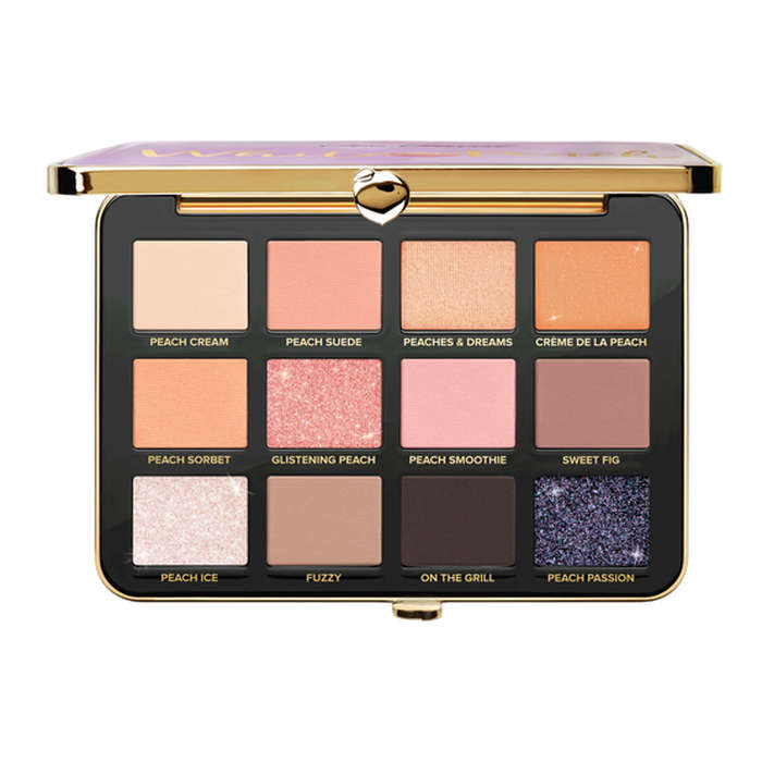 Best Rose Gold Eyeshadow Palettes - Too Faced White Peach Eye Shadow Palette