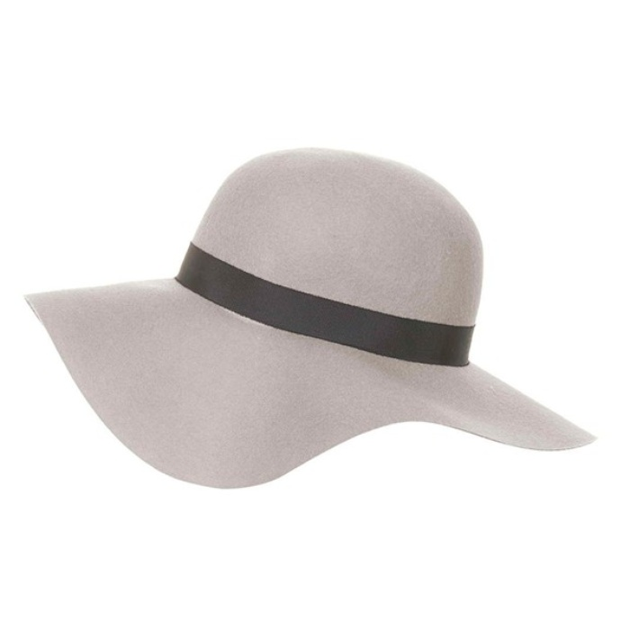 Best Seasonal Hats - Topshop Floppy Wool Felt Hat