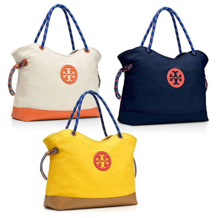 Best Honeymoon Travel Totes - Tory Burch Kellyn Tote