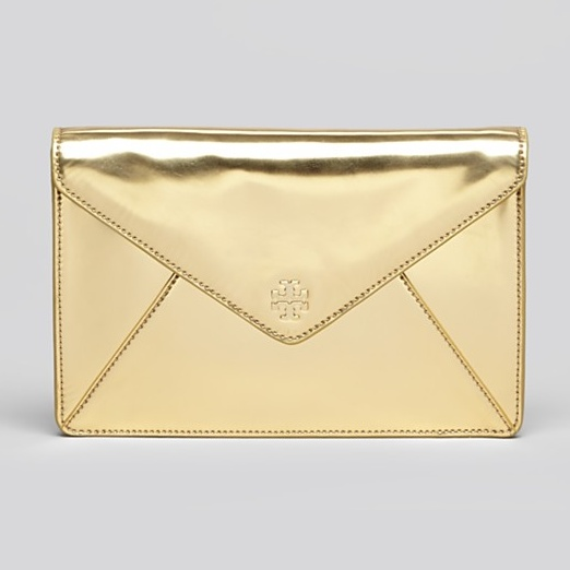 Best Envelope Clutches - Tory Burch Large Envelope Clutch