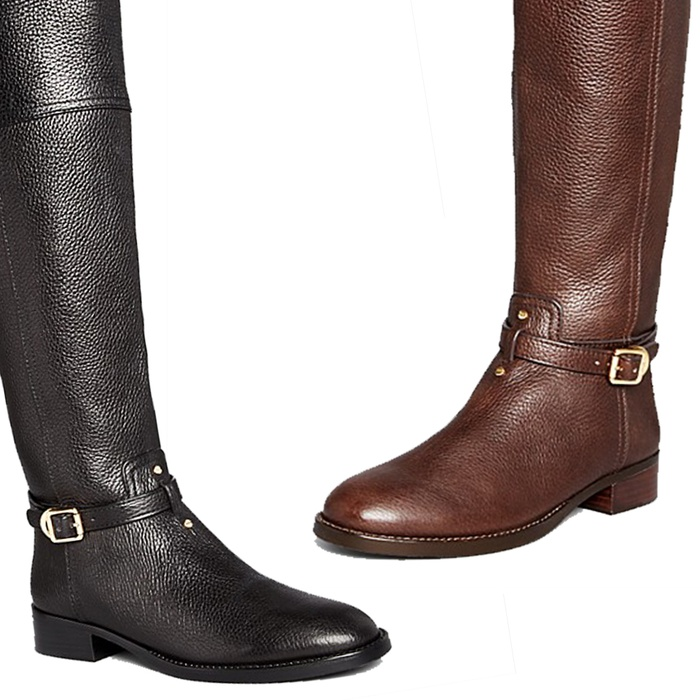 Best Riding Boots Under $500 - Tory Burch Marlene Tall Riding Boots