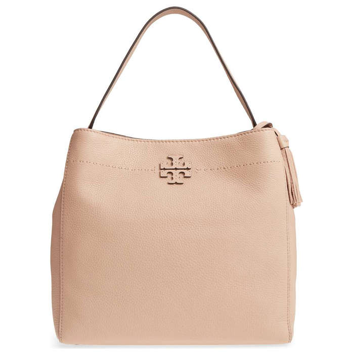 d90b67fcefee  10. Tory Burch McGraw Leather Hobo
