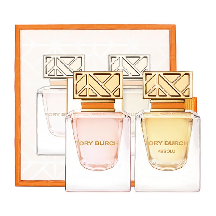Best Women's Fragrance Gift Sets - Tory Burch Mini Duo