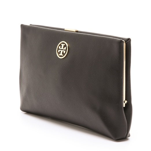 Best Winter Clutches - Tory Burch Robinson Sevilla Clutch