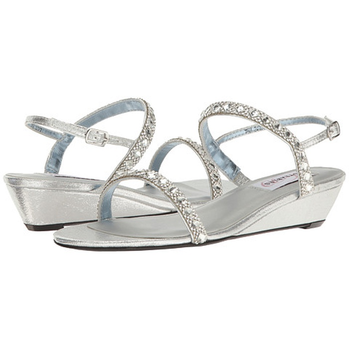 Best Bridal Wedges - Touch Ups Jasmine Wedge Sandal