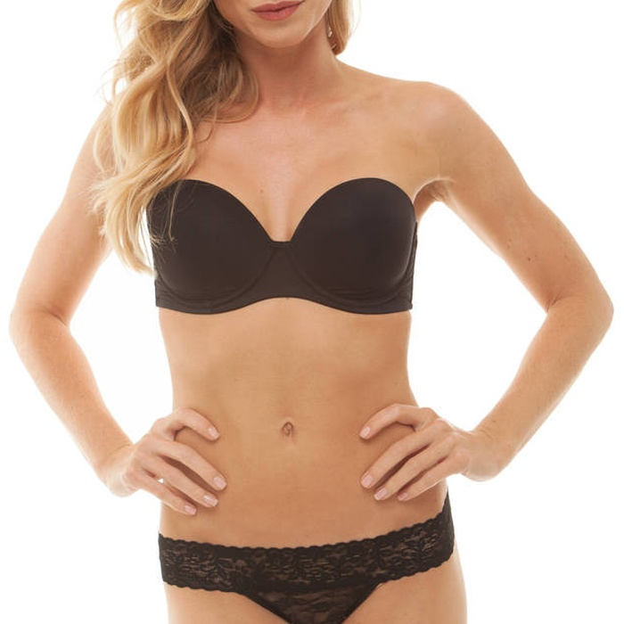 Best Strapless Bras - True & Co Sylvia Strapless