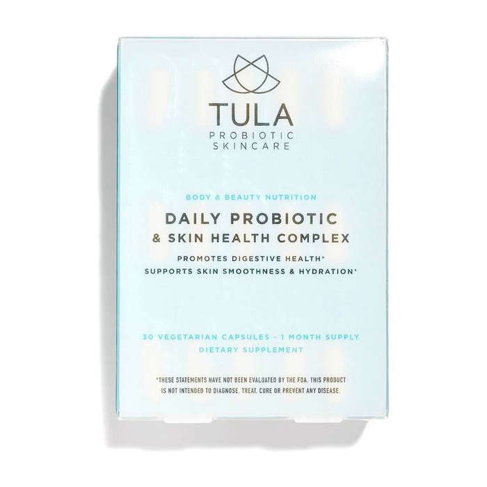 Best Probiotics For Women - TULA Probiotic Skincare Daily Probiotic & Skin Health Complex
