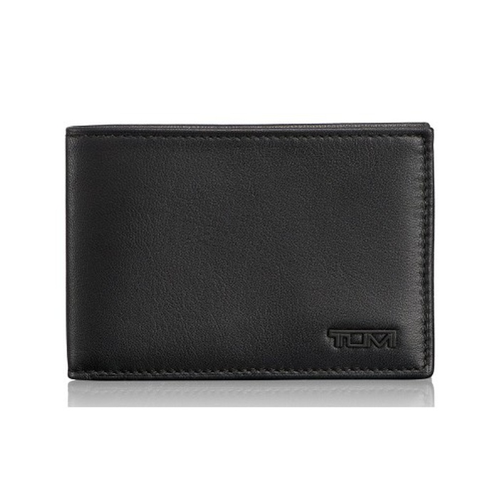Best Father's Day Gifts Under $100 - Tumi Delta ID Lock Shielded Slim Single Billfold
