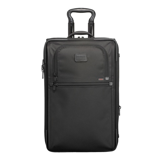 Best Carry On Suitcases - Tumi Frequent Traveler Zippered Expandable Carry-On