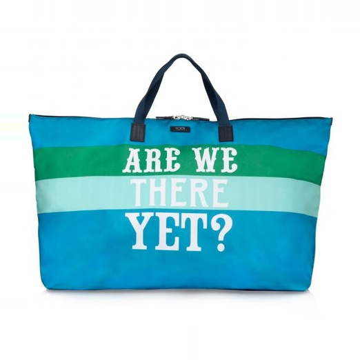 Best Memorial Day Weekend Musts - Tumi & Jonathan Adler Are We There Yet Duffel