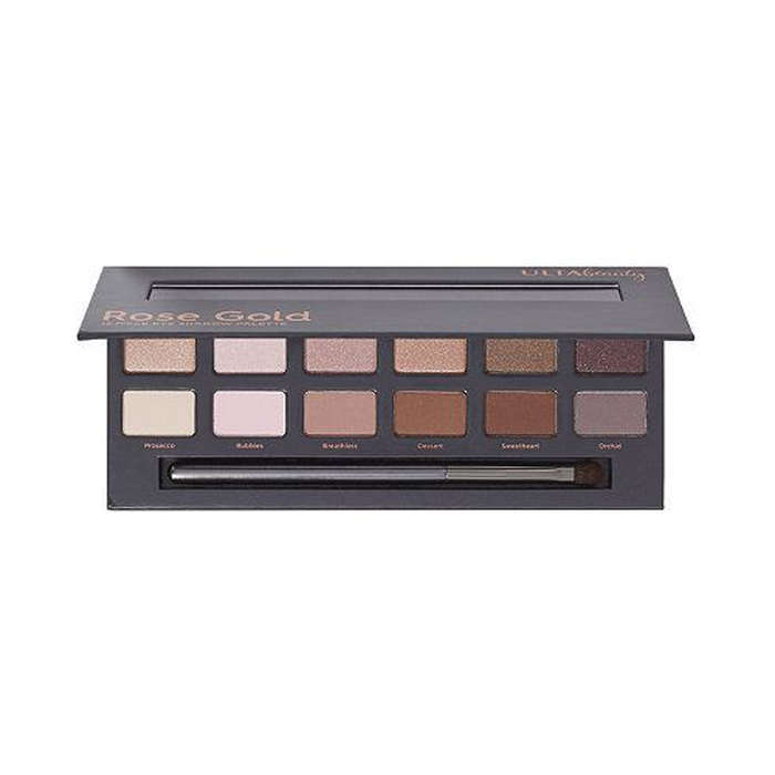 Best Rose Gold Eyeshadow Palettes - Ulta Rose Gold Eyeshadow Palette
