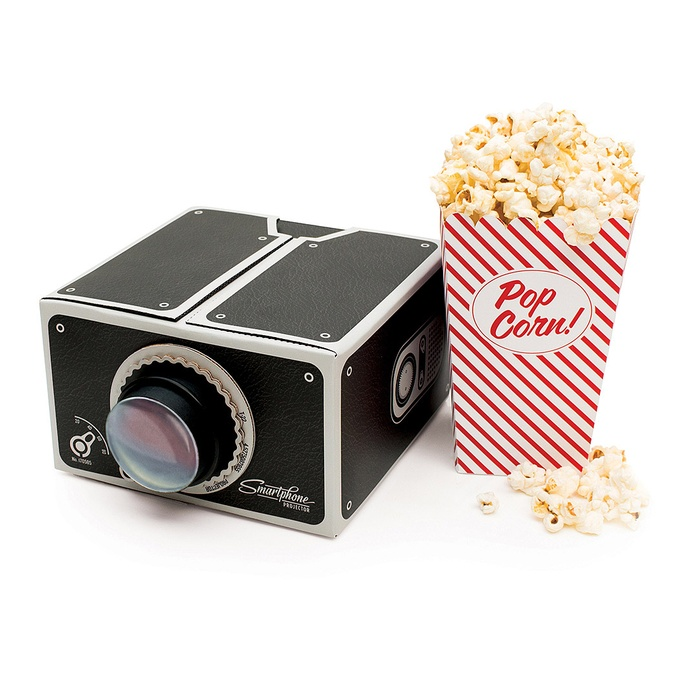 Best Presents for the Nester - Uncommon Goods Smartphone Projector