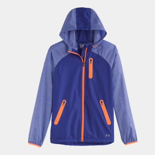 Best Workout Jackets - Under Armour Qualifier Woven Jacket