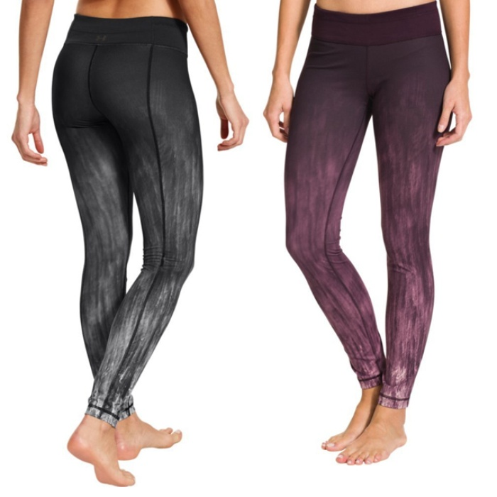 Best Wild printed workout bottoms - Under Armour Women's UA StudioLux® Ombre Legging