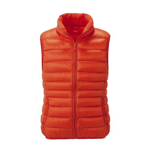 Best Puffer Vests - Uniqlo Women Premium Down Ultra Light Vest